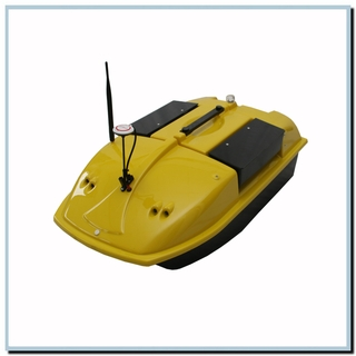SCEN Baitboat V2 (compleet mer FF en lipo) [S000110V2]