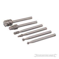 TOOLST 6 hout freesjes 2.3.5.7mm [TS457038]