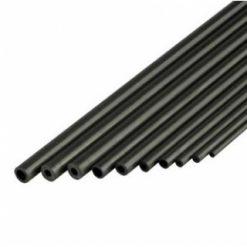 Koolstofbuis 12 x 9 -100cm (sterk) (1mtr) [VOK12100]