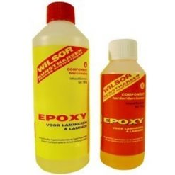 WILSOR langzame epoxy 1400gr (1mtr ivm post) [WI2102]