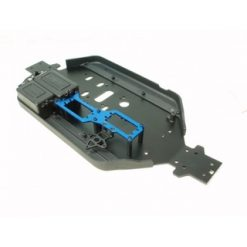 LRP chassis plaat S8 BX [LRP132026]