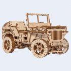 Wooden City 4x4 Jeep (569 onderdelen) [WR309]