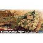 "ACADEMY 1:35 German King Tiger ""Last Production"" [ACAB13229]"