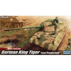 "ACADEMY 1:35 German King Tiger ""Last Production"" [ACAB13229]"