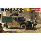 ACADEMY 1:35 M998 I.E.D. Gun Truck Hummer Iraq 2003 [ACAB13405]