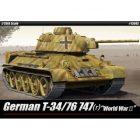 ACADEMY 1:35 German T-34/76 747 (r) [ACAB13502]