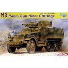 DRAGON 1:35 M3 75mm Gun Motor Carriage [DRG06467]