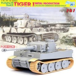 DRAGON 1:35 Tiger 1 (mid. Production) [DRG06624]