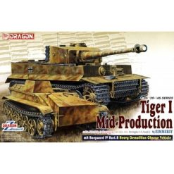DRAGON 1:35 Tiger 1 Mid.Production [DRG06866]