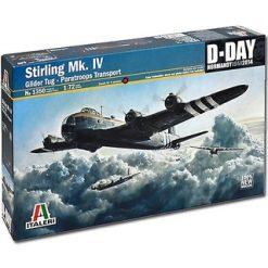 ITALERI Stirling Mk.Iv Glidertug / Par.Transp. [ITA1350]