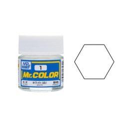 Mr. Color (10ml) White (Nr.1) [MRHC001]