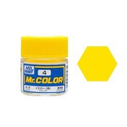 Mr. Color (10ml) Yellow (Nr.4) [MRHC004]