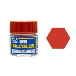 Mr. Color (10ml) Brown (Nr.7) [MRHC007]