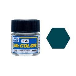 Mr. Color (10ml) Navy Blue (Nr.14) [MRHC014]