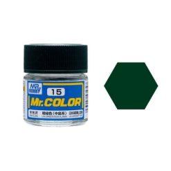 Mr. Color (10ml) Ijn Green Nakajima (Nr.15) [MRHC015]