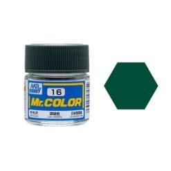 Mr. Color (10ml) Ija Green (Nr.16) [MRHC016]