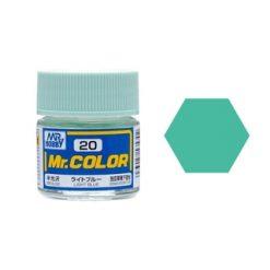 Mr. Color (10ml) Light Blue (Nr.20) [MRHC020]