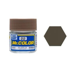 Mr. Color (10ml) Dark Earth (Nr.22) [MRHC022]