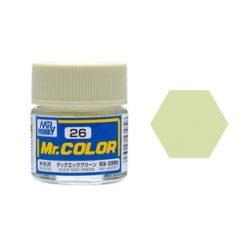 Mr. Color (10ml) Dark Egg Green (Nr.26) [MRHC026]