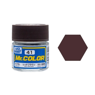 Mr. Color (10ml) Red Brown (Nr.41) [MRHC041]
