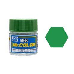 Mr. Color (10ml) Russian Green 1 (Nr.135) [MRHC135]