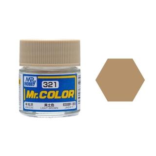 Mr. Color (10ml) Light Brown (Nr.321) [MRHC321]