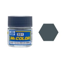 Mr. Color (10ml) Dark Seagray Bs381c 638 (Nr.331) [MRHC331]
