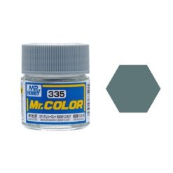 Mr. Color (10ml) Medi. Seagray Bs381c 637 (Nr.335) [MRHC335]