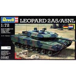 REVELL 1:72 Leopard 2A5/A5NL [REV03187]