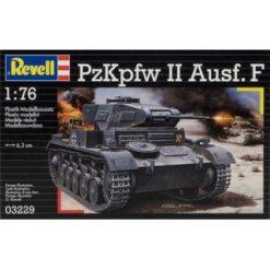 REVELL 1:76 PzKpfw 2 Ausf.F [REV03229]