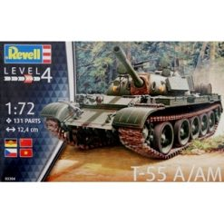 REVELL 1:72 T-55 A/AM [REV03304]