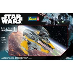 "REVELL 1:58 Star Wars ""Anakin's Jedi Starfighter"" [REV03606]"