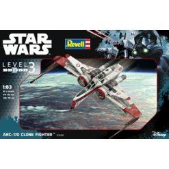 "REVELL 1:83 Star Wars ""ARC-170 Clone Fighter"" [REV03608]"