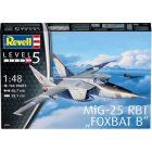 REVELL 1:48 MiG-25 RBT Foxbat B [REV03931]
