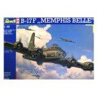 REVELL 1:48 B-17F Memphis Belle [REV04297]