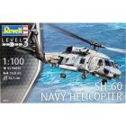 REVELL 1:100 SH-60 Navy Helicopter [REV04955]