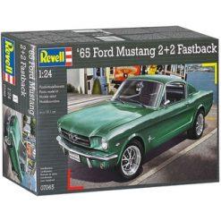 REVELL 1:24 '65 Ford Mustang 2+2 Fastback [REV07065]
