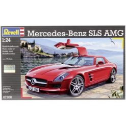 REVELL 1:24 Mercedes-Benz SLS AMG [REV07100]