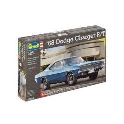 REVELL 1:24 '68 Dodge Charger R/T [REV07188]