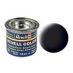 REVELL enamel 14ml nr8 verf zwart. mat [REV32108]