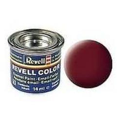 REVELL enamel 14ml nr37 verf dakpan-rood. mat [REV32137]