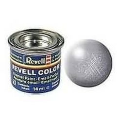 REVELL enamel 14ml nr91 verf ijzer. Metallic [REV32191]