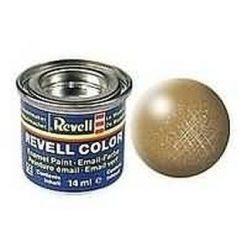 REVELL enamel 14ml nr92 verf messing. Metallic [REV32192]