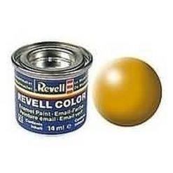 REVELL enamel 14ml nr310 verf lufthansa-geel. Zijdemat [REV32310]