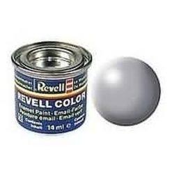 REVELL enamel 14ml nr374 verf grijs. Zijdemat [REV32374]