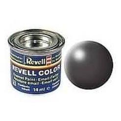REVELL enamel 14ml nr378 verf donker-grijs. Zijdemat [REV32378]