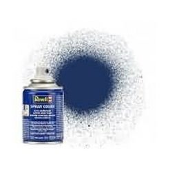 REVELL spray 100ml RBR-blauw [REV34200]