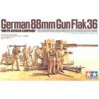 TAMIYA 1:35 Ger. 88mm flak 36 [TA35283]