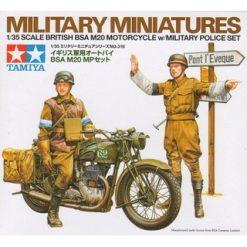 TAMIYA 1:35 WWII Brit.BSA M20 Krad./Mi.Polizei » Japan Artikel [TA35316]