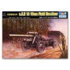 TRUMPETER 1:35 German s.F.H 18 15cm Field Howitzer [TRU02304]